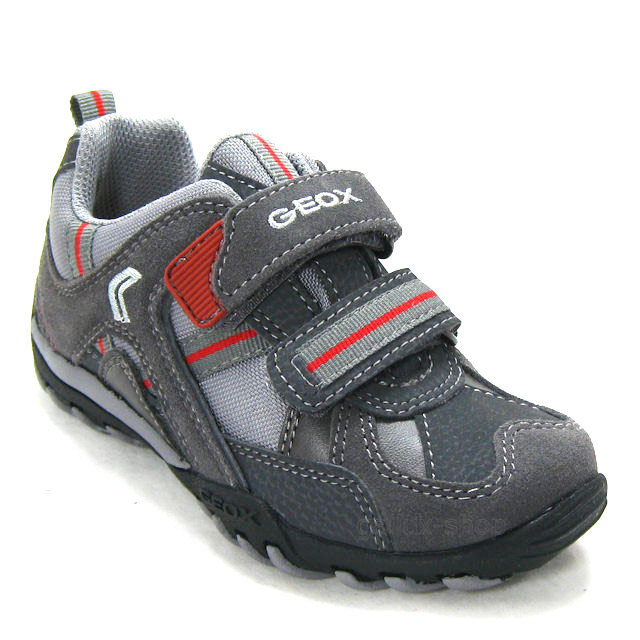 GEOX-Schuhe-Sport-Sneaker-Jungen-Kinderschuhe-Halbschuhe-Klettschuhe ...
