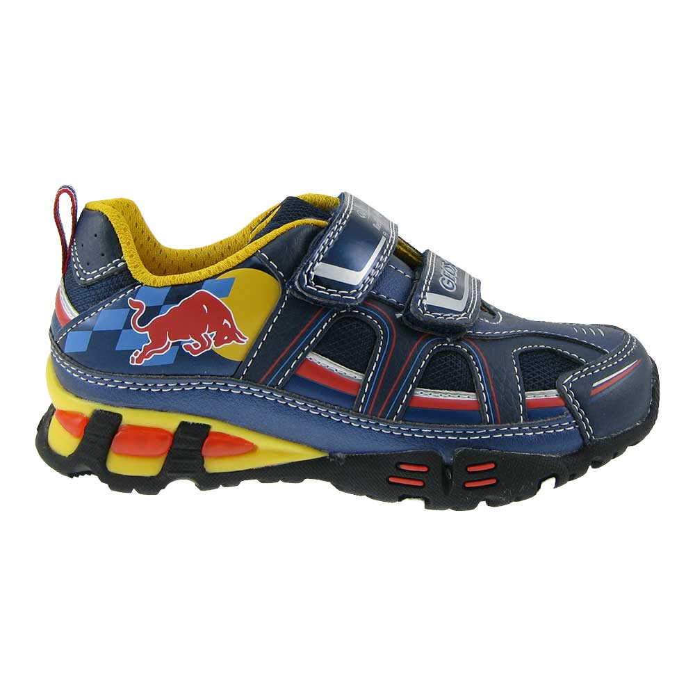 geox racing red bull blinker schuhe sneaker halbschuhe. Black Bedroom Furniture Sets. Home Design Ideas