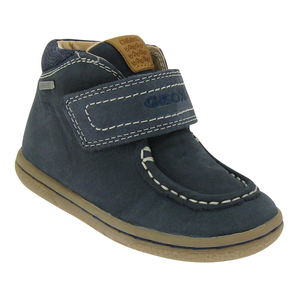 ... Jungen-Schuhe-Halbschuhe-Lauflerner-Kinderschuh-Unisex-Leder-Klett-neu