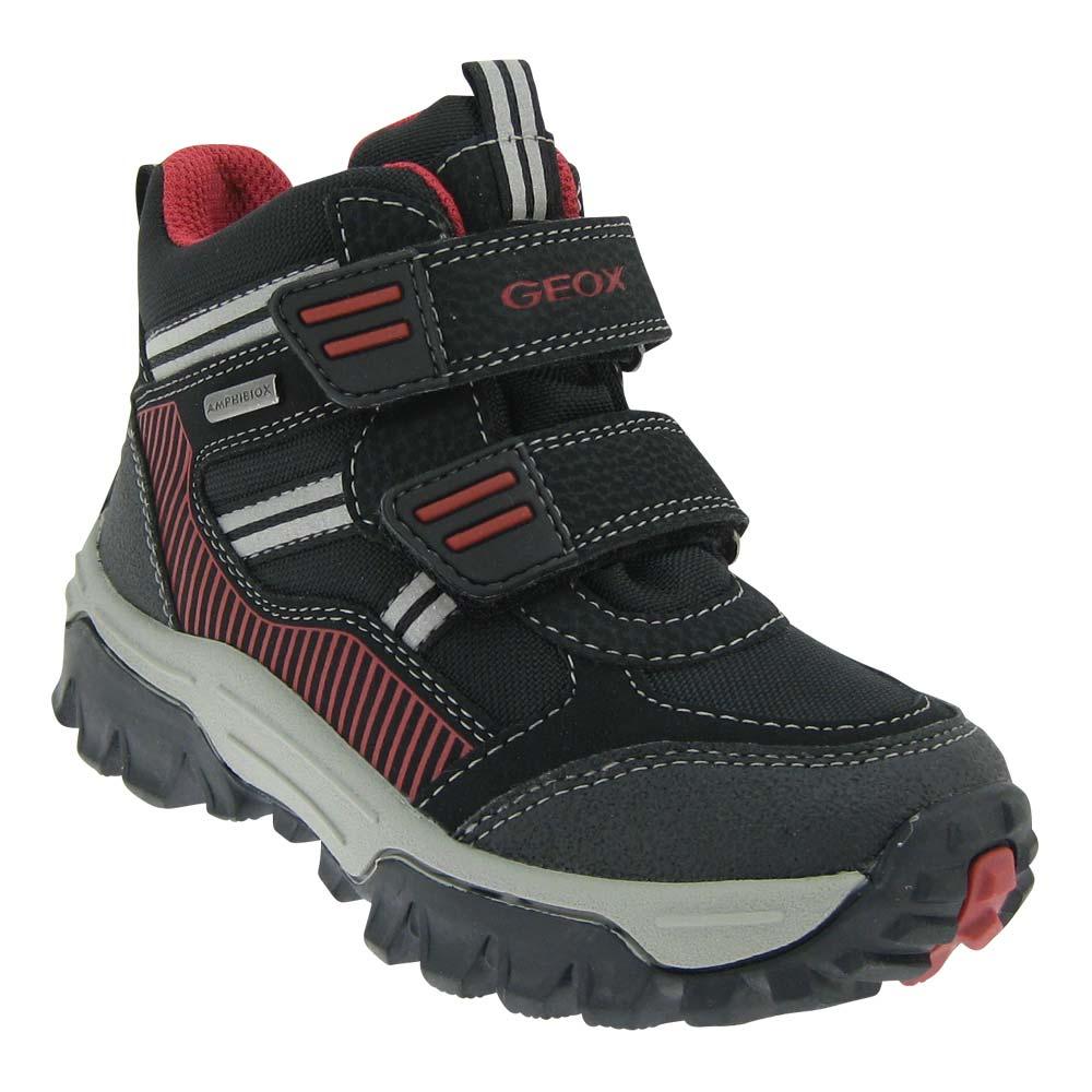 GEOX-AMPHIBIOX-Jungen-Stiefel-Halbschuh-Sneaker-knoechelhoch-warm-wasserdicht-neu