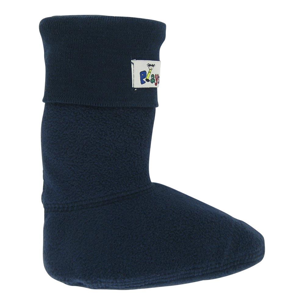 Thermosocken Stiefelsocken Blau für Stiefel Playshoes