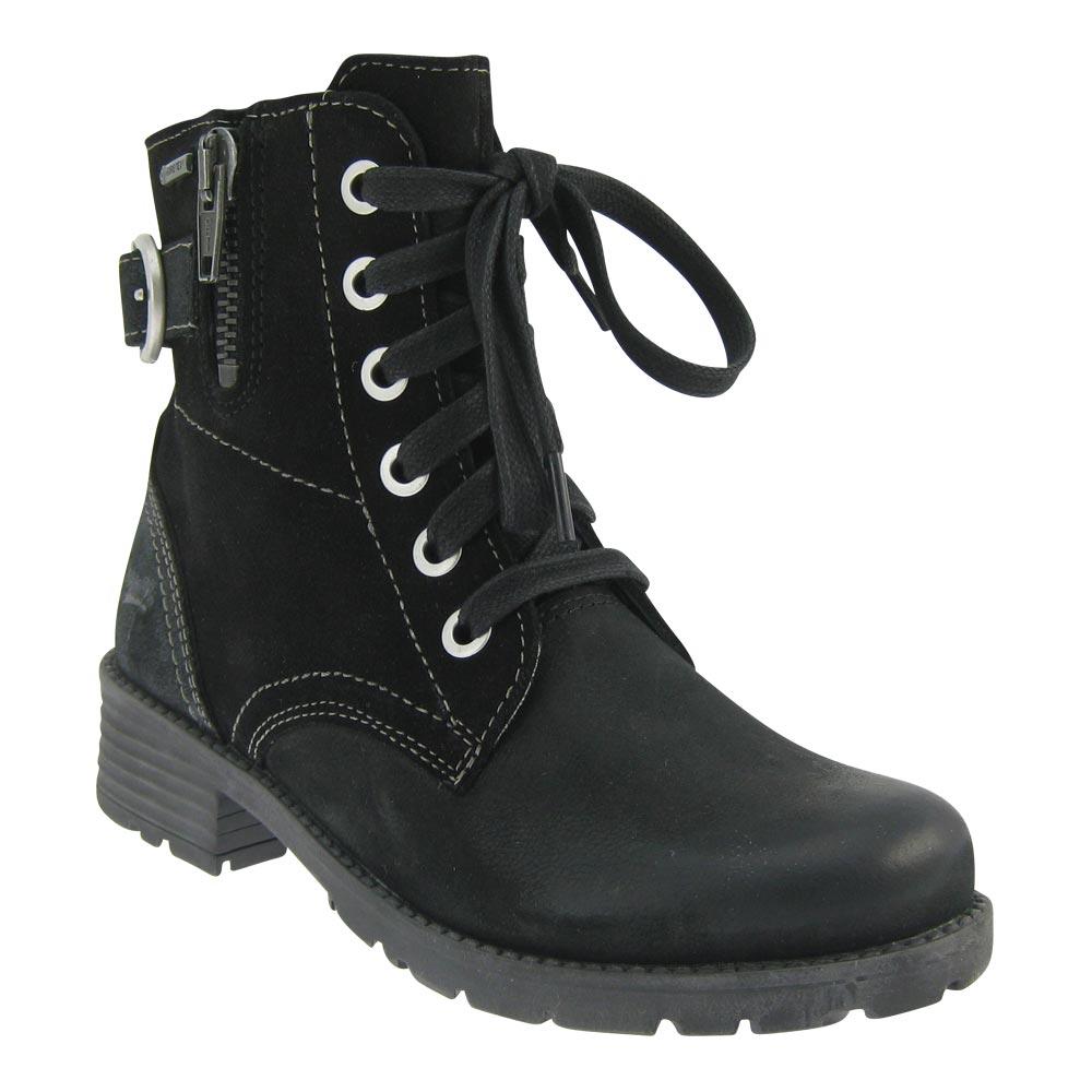 sur Doublure Bottes Chaussures Chaude D'Hiver Détails Superfit Tex Bottines Fille Gore Cuir y8nvmwN0O