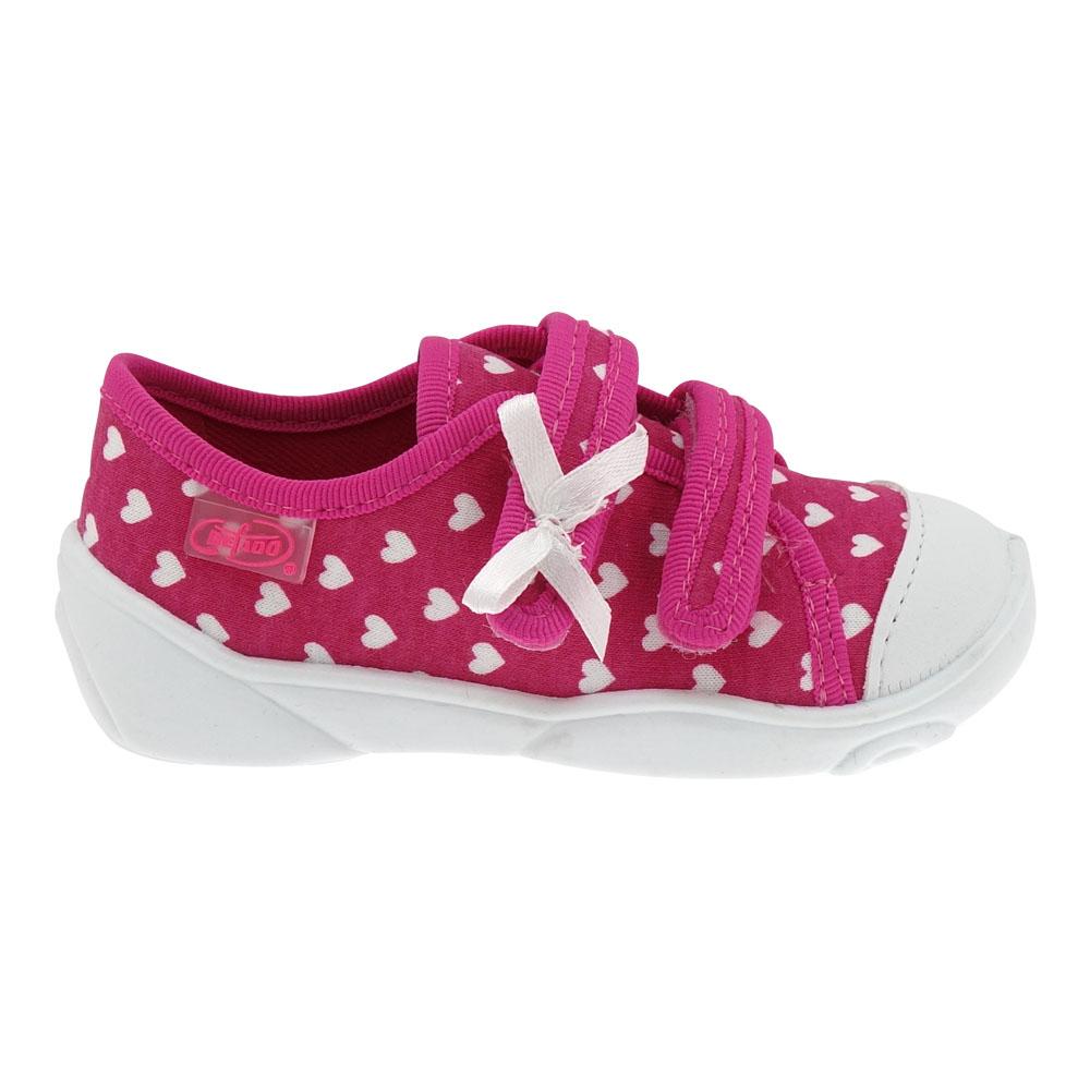 Befado alla moda Ballerina Ragazza Scarpe Con Chiusura In Velcro Pantofole per Bambini