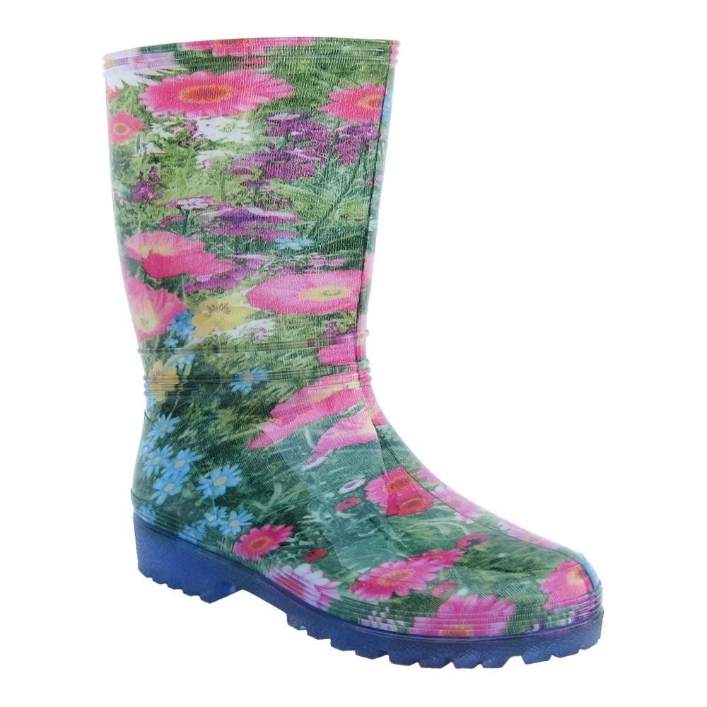 Demar RAINNY Damen Gummistiefel Regenstiefel Arbeitsstiefel Gartenstiefel 36-40