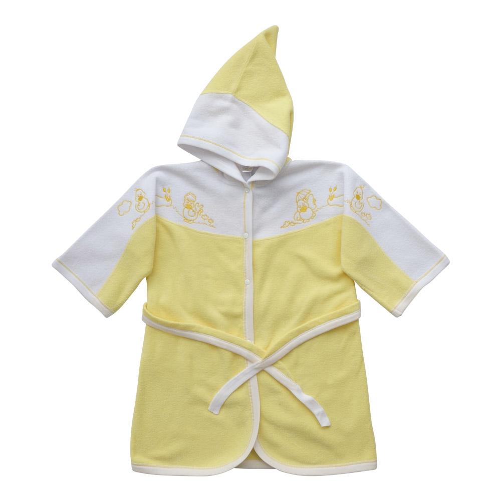 kinder bademantel 100 baumwolle baby morgenmantel mit kapuze g rtel frottee neu ebay. Black Bedroom Furniture Sets. Home Design Ideas
