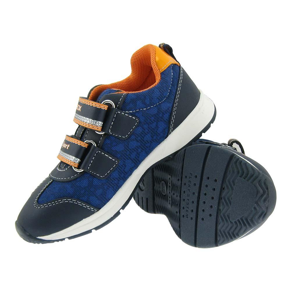 Details zu GEOX BLINKI Sneaker Jungen Kinder Schuhe Halbschuhe Kletter Sport Turnschuhe LED
