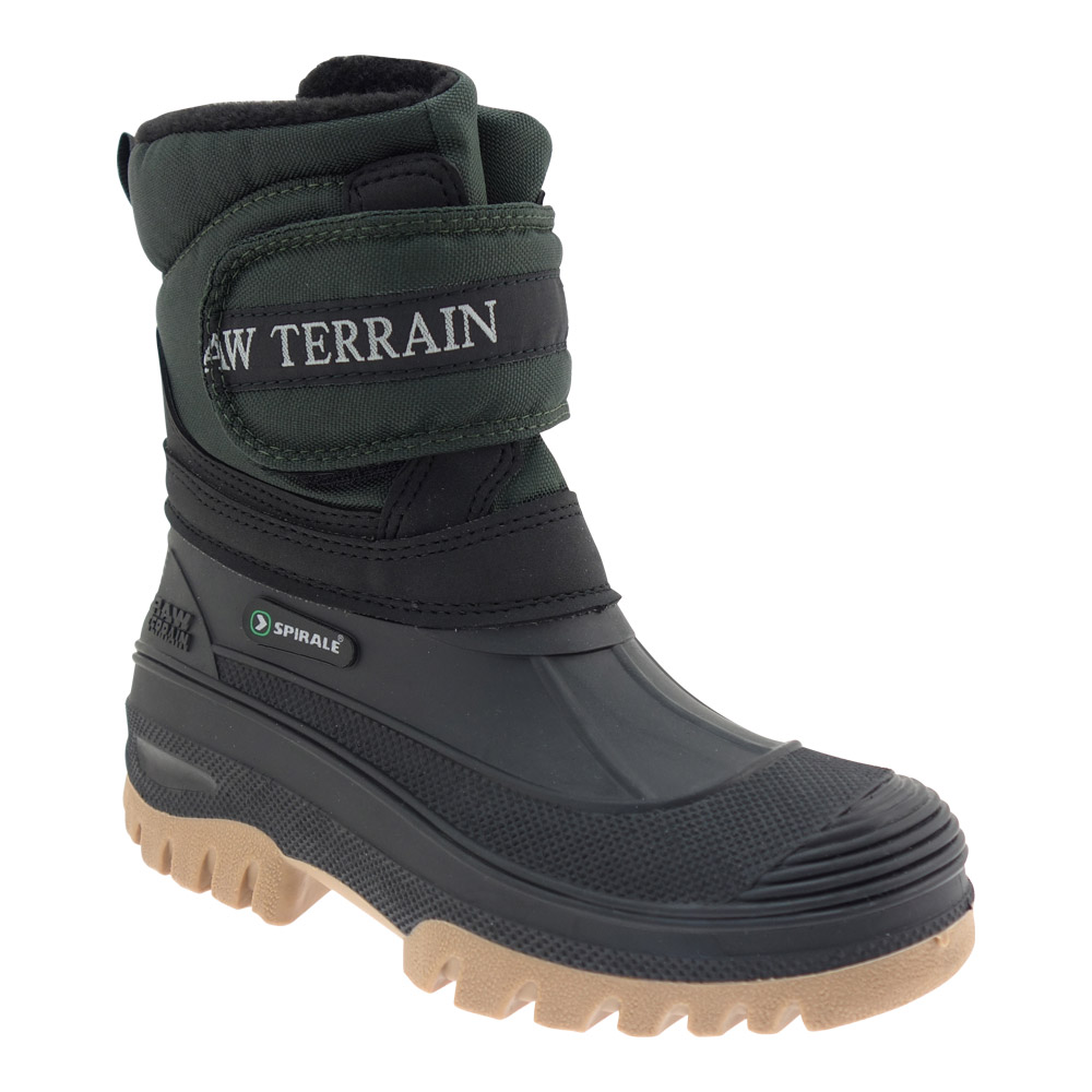 spirale herren warm gef tterte winterstiefel winterschuhe jungen boots stiefel ebay. Black Bedroom Furniture Sets. Home Design Ideas