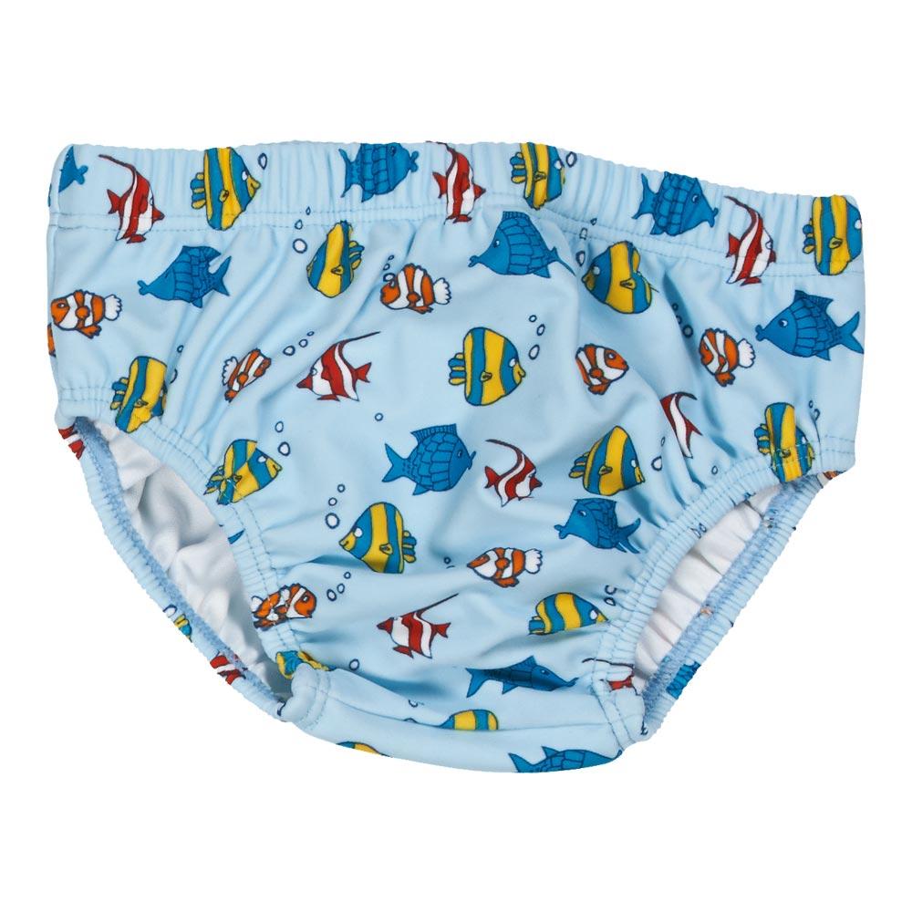 Playshoes Baby-Jungen Schwimmwindel Uv-Schutz Windelhose Pirateninsel