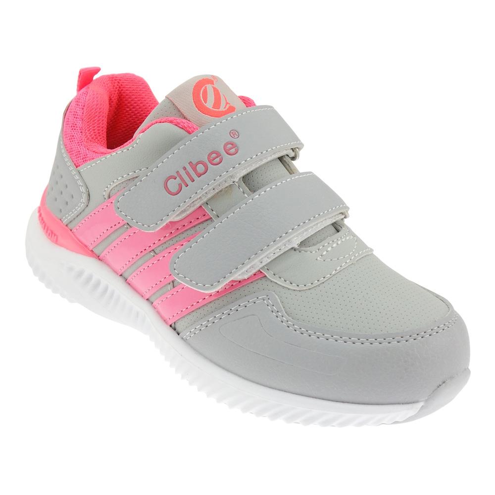 GALLUX-Kinder-Sneaker-Neon-mit-Klett-Turnschuhe-Freizeitschuhe-Sportschuhe-NEU