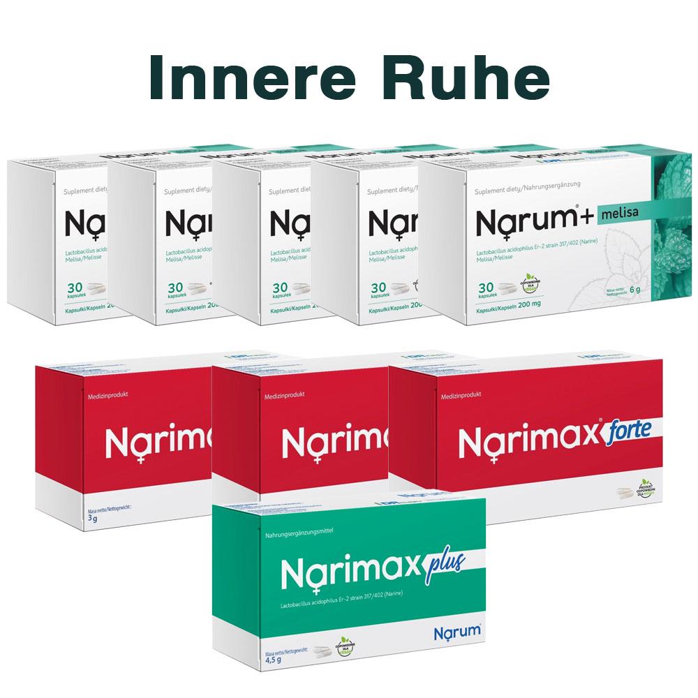 Set Narum auf Basis von Narine - Innere Ruhe
